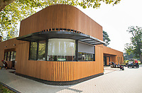 HILVERSUM - caddiemaster huis, onderkomen, . Hilversumsche Golf Club, COPYRIGHT  KOEN SUYK