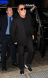 Celebrities arrive to Jump Into Spring: MICHAEL Michael Kors Spring 2019 Launch Party at Dolby Soho in New York. 05 Feb 2019 Pictured: Michael Kors. Photo credit: MEGA TheMegaAgency.com +1 888 505 6342