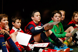 Bristol City Community Trust Filton Holiday Camp - Photo mandatory by-line: Rogan Thomson/JMP - 07966 386802 - 19/02/2015 - SPORT - FOOTBALL - Bristol, England - SGS Wise Campus.