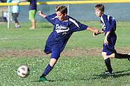 ISM Boy's Soccer 9.30.14