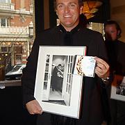 Presentatie Unicef CD Amsterdam, Gordon Heuckeroth