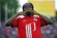 FOOTBALL - FRENCH CHAMPIONSHIP 2010/2011 - L1 - LILLE OSC v FC SOCHAUX - 18/05/2011 - PHOTO GUY JEFFROY / DPPI - JOY GERVINHO (LOSC)