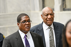June 17, 2017 - Norristown, Pennsylvania, U.S - BILL COSBY, walks up to the court house in Montgomery County. Bill Cosby's sexual assault case has ended in a mistrial. After six days of deliberation, the seven men and five women selected to serve on the jury were unable to render a unanimous verdict on any of the three counts of felony aggravated indecent assault with which Cosby had been charged. (Credit Image: © Ricky Fitchett via ZUMA Wire)