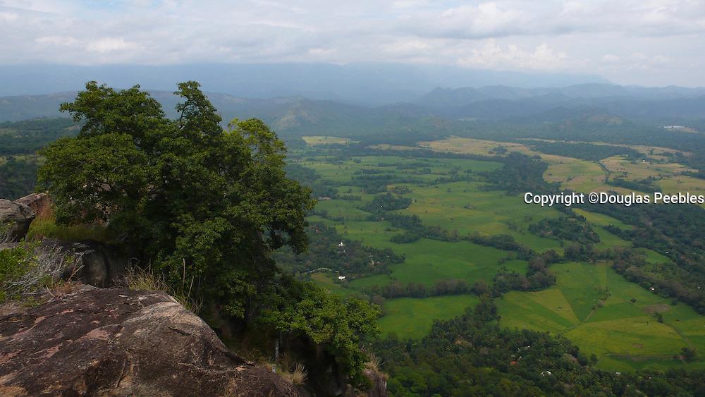 Kurugala, Ancient archeological site, Sri Lanka