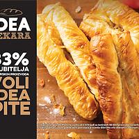 Billboard campaign for Idea Belgrade