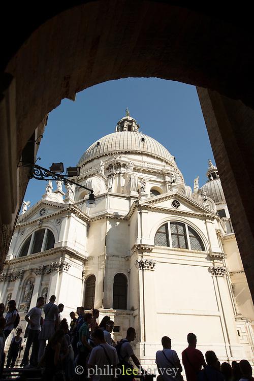 Santa Maria della Salute, Venice, Italy, Europe