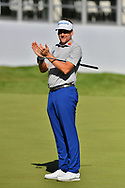 Golfer Ian Poulter during the BMW PGA Championship at Wentworth Club, Virginia Water, United Kingdom on 18 September 2019.