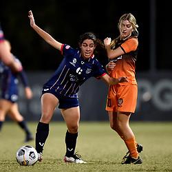 22nd May 2021 - NPL Queensland Senior Women RD10: Eastern Suburbs FC v Olympic FC
