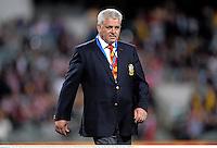 5 June 2013; British & Irish Lions head coach Warren Gatland. British & Irish Lions Tour 2013, Western Force v British & Irish Lions, Patterson's Stadium, Perth, Australia. Picture credit: Stephen McCarthy / SPORTSFILE