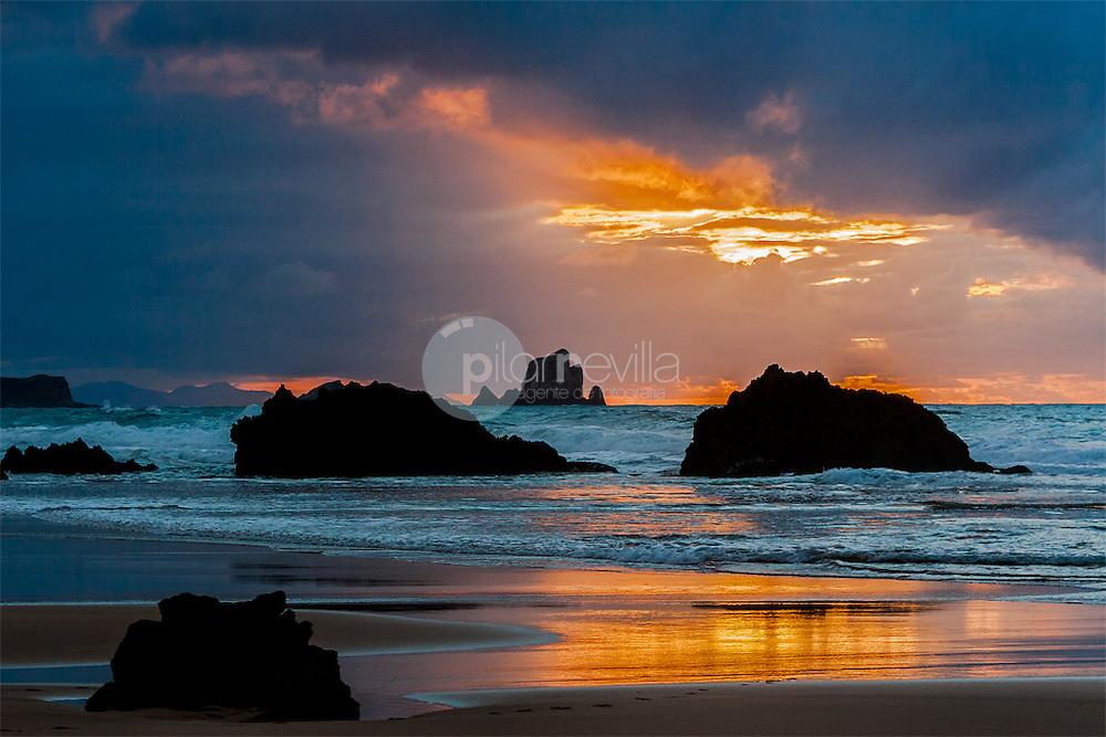 Playa de Liencres. Parque Naural de la Dunas. Cantabria. España. Europa ©Country Session / PILAR REVILLA