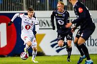 Fotball , 28 Oktober 2017 , Eliteserien , Kristiansund - Odd , Oliver Berg<br /> <br /> <br />  , Foto: Marius Simensen, Digitalsport