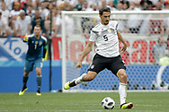 Mats Hummels of Germany during the 2018 FIFA World Cup Russia, Group F football match between Germany and Mexico on June 17, 2018 at Luzhniki Stadium in Moscow, Russia - Photo Thiago Bernardes / FramePhoto / ProSportsImages / DPPI