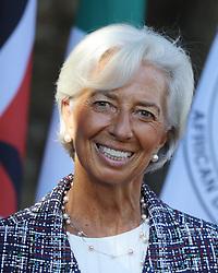 27.05.2017, Taormina, ITA, 43. G7 Gipfel in Taormina, im Bild Christine Lagarde - geschäftsführende Direktorin, des internationalen Währungsfond // Christine Lagarde - Managing Director, International Monetary Fund during the 43rd G7 summit in Taormina, Italy on 2017/05/27. EXPA Pictures © 2017, PhotoCredit: EXPA/ SM<br /> <br /> *****ATTENTION - OUT of GER*****