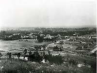 1910 Looking southeast from Whitley Heights