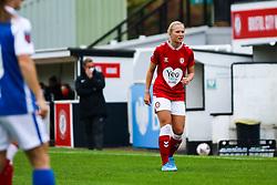 Jemma Purfield of Bristol City Women- Mandatory by-line: Will Cooper/JMP - 18/10/2020 - FOOTBALL - Twerton Park - Bath, England - Bristol City Women v Birmingham City Women - Barclays FA Women's Super League