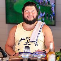 Perfect Strangers Boston Chef Adam Munroe