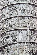 La Colonne Vendôme in Place Vendôme, Paris, France