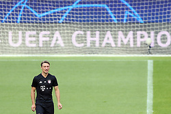 September 18, 2018 - Lisbon, Portugal - Bayern's head coach Niko Kovac from Croatia attends a training session on the eve of the UEFA Champions League Group E football match SL Benfica vs Bayern Munich at the Luz stadium in Lisbon, Portugal on September 18, 2018. (Credit Image: © Pedro Fiuza/ZUMA Wire)