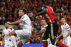 Belgium v Gibraltar, 31 August 2017