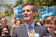 Mayor Elect Garcetti Press Conference