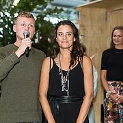 NLD/Utrecht/20190814 - Bekendmaking 6 deelnemers Expeditie Robinson 2019, Kaj Gorgels en Eva Koreman