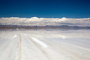 The largest salt flats in the World - Salar Uyuni salt flats and Eduardo Avaroa national park, south western Bolivia