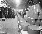 Y-550420A-02 Reimann & McKenney, drum plant, 3000 NW St. Helens Rd, April 20, 1955