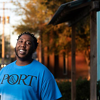 Cedric Harrison is a Wilmington native and operates Support The Port, a non-profit he founded.