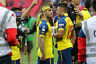 Arsenal's Jack Wilshere during the The FA Cup match between Arsenal and Aston Villa at Wembley Stadium, London, England on 30 May 2015. Photo by Phil Duncan.