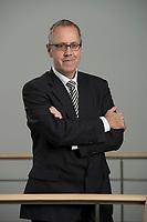 19 NOV 2012, BERLIN/GERMANY:<br /> Thomas Eigenthaler, Stellv. Bundesvorsitzender Deutscher Beamtenbund und Tarifunion, dbb und Bundesvorsitzender der Deutschen Steuer-Gewerkschaft<br /> IMAGE: 20121119-01-028