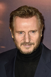 Liam Neeson attending 'The Passenger' Paris Premiere At Cinema UGC Normandie in Paris, France, on January 16, 2018. Photo by Alban Wyters/ABACAPRESS.COM