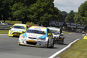 Daniel Welch during the Dunlop MSA British Touring Car Championship at Oulton Park, Budworth, Cheshire, United Kingdom on 7th June 2015. Photo by Aaron Lupton.