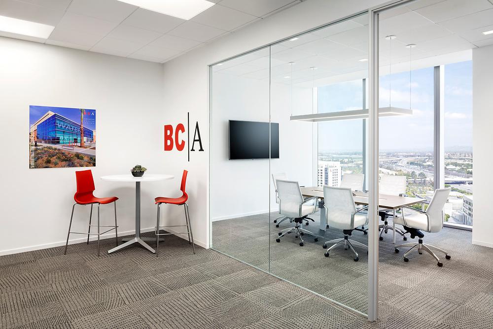 Office Interior of BC | A in Irvine, CA