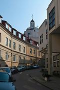 View of Vilnius, Spring 2011