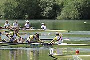 Lucerne, Switzerland.  2010 FISA World Cup. Lake Rotsee, Lucerne.  13:09:33   Sunday  11/07/2010.  [Mandatory Credit Peter Spurrier/ Intersport Images]