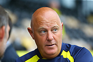 Burton Albion assistant manager Andy Garner during the EFL Sky Bet League 1 match between Burton Albion and Sunderland at the Pirelli Stadium, Burton upon Trent, England on 15 September 2018.