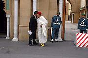 Morocco, Rabat King's Palace Entrance