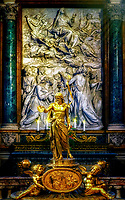"""Christ in the Baptistery - The Basilica of Santa Maria Maggiore Rome""…<br />