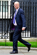© Licensed to London News Pictures. 21/05/2013. Westminster, UK. Chris Grayling, Conservative MP, Minister for Justice. Ministers arrive for a Cabinet meeting at Downing Street today 21 May 2013. Photo credit : Stephen Simpson/LNP
