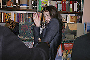 Annabel Neilson, Book launch of Pretty Things by Liz Goldwyn at Daunt <br />Books, Marylebone High Street. London 30 November 2006.   ONE TIME USE ONLY - DO NOT ARCHIVE  © Copyright Photograph by Dafydd Jones 248 CLAPHAM PARK RD. LONDON SW90PZ.  Tel 020 7733 0108 www.dafjones.com