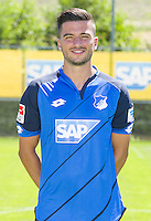 German Bundesliga - Season 2016/17 - Photocall 1899 Hoffenheim on 19 July 2016 in Zuzenhausen, Germany: Marco Terrazzino. Photo: APF  | usage worldwide