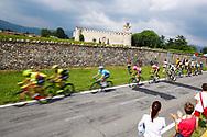 Castello di Passirano illustration during the 101th Tour of Italy, Giro d'Italia 2018, stage 17, Riva del Garda - Iseo 155 km on May 23, 2018 in Italy - Photo Luca Bettini / BettiniPhoto / ProSportsImages / DPPI
