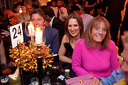 VASHTI ARMIT; RUTH ROGERS, The Tomodachi ( Friends) Charity Dinner hosted by Chef Nobu Matsuhisa in aid of the Japanese Tsunami Appeal. Nobu Park Lane. London. 4 May 2011. <br /> <br />  , -DO NOT ARCHIVE-© Copyright Photograph by Dafydd Jones. 248 Clapham Rd. London SW9 0PZ. Tel 0207 820 0771. www.dafjones.com.