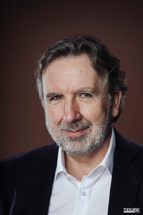 Wieden, Austria. 03.02.2020<br /> Michal Solowow przedsiebiorca posiadający największy majątek w 2020 wg. Magazynu Forbes. <br /> Fot. Adam Tuchlinski dla Forbes