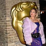 Bella Penfold arrivers at the BAFTA Children's Awards 2018 at Roundhouse on 25 November 2018, London, UK.