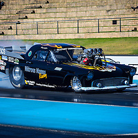 Tracey De Jager - 2129 - Nitrous Nanna Racing - Ford 1955 Thunderbird - Supercharged Outlaws (SC/S)