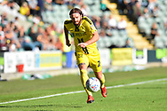 John Brayford (2) of Burton Albion on the attack during the EFL Sky Bet League 1 match between Plymouth Argyle and Burton Albion at Home Park, Plymouth, England on 20 October 2018.