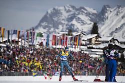 February 21, 2019 - Seefeld In Tirol, AUSTRIA - 190221 Jessica Yeaton of Australia competes in women's cross-country skiing sprint qualification during the FIS Nordic World Ski Championships on February 21, 2019 in Seefeld in Tirol..Photo: Joel Marklund / BILDBYRÃ…N / kod JM / 87879 (Credit Image: © Joel Marklund/Bildbyran via ZUMA Press)