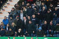 South stand. Falkirk 3 v 1 St Mirren, Scottish Championship game played 3/12/2016 at The Falkirk Stadium.