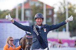 Hosmar Frank, NED, Alphaville NOP<br /> FEI European Para Dressage Championships - Goteborg 2017 <br /> © Hippo Foto - Dirk Caremans<br /> 22/08/2017,